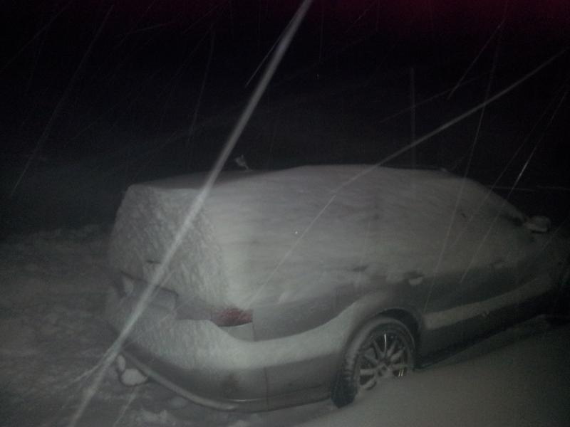 Das neue Winter- Bodykit