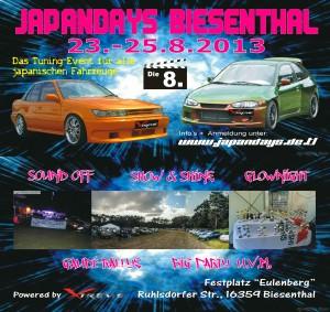 Japandays Biesenthal 2013