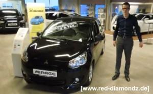 Mitsubishi Mirage 2013 Niederlande