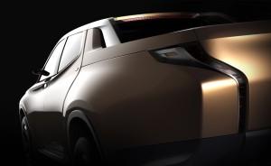 Mitsubishi Concept GR-HEV - Automobilsalon 2013