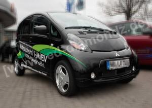 Mitsubishi i-MIEV - 100% elektrisch