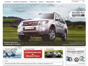 """Mitsubishi Pajero Sondermodell """"Edition 30"""""""