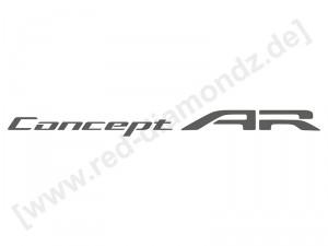 Mitsubishi Concept AR Logo