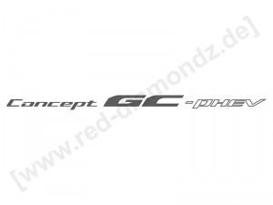Mitsubishi Concept GC-PHEV Logo
