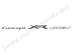Mitsubishi Concept XR-PHEV Logo