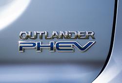 Mitsubishi Oulander PHEV Logo