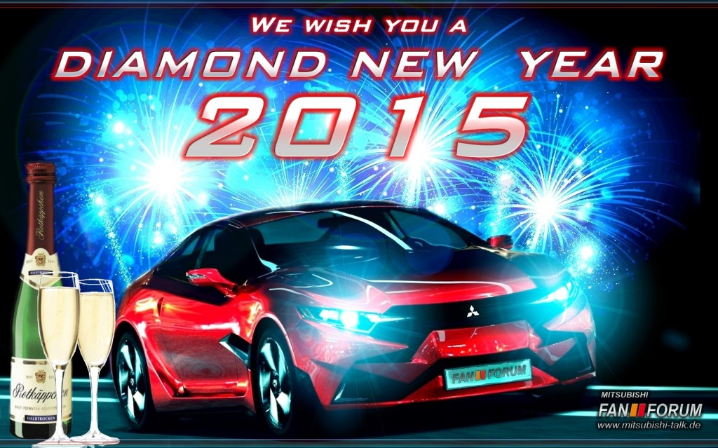 Gesundes neues Jahr 2015