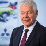 MMDA Geschäftsführer Werner H. Frey rechnet auch im Jahr 2015 mit weiteren Absatzsteigerungen für Mitsubishi in Deutschland